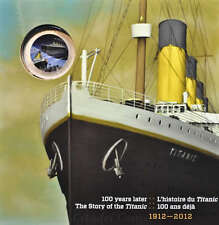 2012 Canada Coloured 25-cent - R.M.S. Titanic
