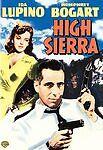 High Sierra (DVD, 2006) USED FREE S/H  RARE!!! Humphrey Bogart Ida Lupino