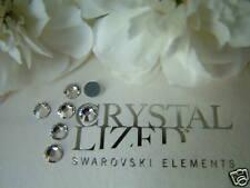 100 claro cristales SWAROVSKI reverso plano ss16 4mm Hot Fix - 2078