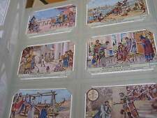 300 advertising cards all complete sets all VG Liebig  NO album, only the cards