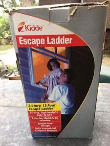 KIDDE  ESCAPE LADDER  MODEL  KL-2 S