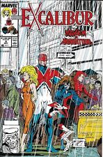 Marvel Excalibur comic issue 8