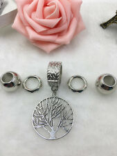 Popular Fashion DIY Jewelry Scarf Pendant Charm Life Tree#41