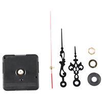 New Silent DIY Clock Quartz Movement Mechanism Hands Replacement Parts Set~..