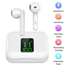 More details for tws wireless bluetooth headphones earphones earbuds for iphone samsung huawei