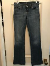SEVEN 7 FOR ALL MANKIND  Long Bootcut Jeans  26