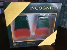 INCOGNITO by DANA 50ml/30ml Cologne Spray Fragrance for Women Box damaged