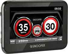 New Snooper MY-Speed GPS Speed Camera Detector Speed Cam Alert Safety Speed Trap