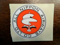 NIPPON AIRWAYS  Sticker Logo Decal