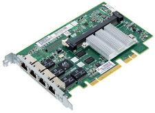 HP Nc375i QUAD PORT NIC ADAPTER PCIe 491838-001