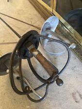 New Listing3 antique fencing sword rapier Klingenthal Other