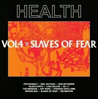 HEALTH – Vol. 4: Slaves of Fear (CD) New/sealed