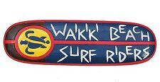 Surfboard Deko Surfbrett Waikiki Beach Surfriders Hawaii Maui Design Exclusiv