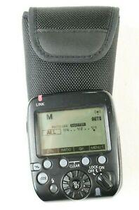 Canon ST-E3-RT Speedlite Transmitter STE3RT with Canon Soft Case