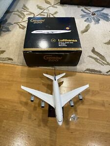 Gemini 200 Jets LUFTHANSA A380-800 *OLD LIVERY* 1:200 D-AIMJ Die-Cast Model