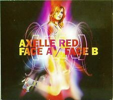 AXELLE RED 'FACE A / FACE B' 12-TRACK CD