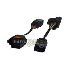 Für Audi Nebelscheinwerfer Adapter Kabel H7 auf H11 Sockel Birne (S-Line)