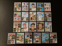 2019 Topps Heritage HIGH NUMBER 1970 50TH ANNIVERSARY BUYBACK You Pick $.99 Ship