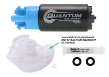 QUANTUM Flextech 340LPH Compact 65mm Fuel Pump - Subaru WRX STi Legacy Impreza