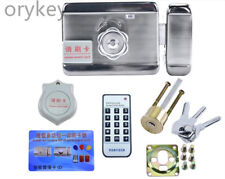 12V two-way lock Access Control system Electronic integrated lock with ID reader