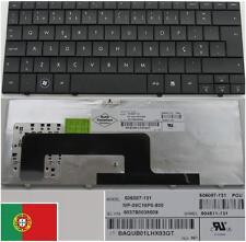 Tastiera Qwerty PO Portoghese HP MINI 1000 700 MP-08C16P0-930 506087-131 Nero