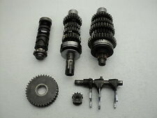Suzuki GSX600 GSX 600 F #6111 Transmission & Misc Gears / Shift Drum & Forks