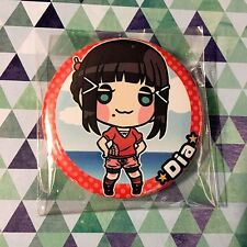 Love Live Sunshine Aqours Kurosawa Dia Can Badge Button