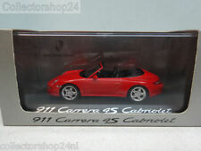 Minichamps : Porsche Carrera 4S Cabriolet - WAP02015316