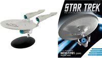 Star Trek 2009 USS Enterprise 1701 XL Edition Starships Collection Eaglemoss NEW