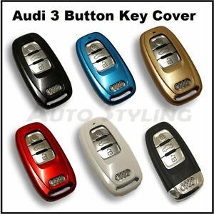 Audi Key Cover A1 A3 A4 A5 A6 A7 A8 Q3 Q5 Q7 TT TTS TTRS S3 S4 S5 S6 S7 Car 59