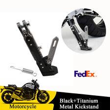 165-235mm Adjustable Motorcycle Tripod Frame Kickstand w/ Spring Aluminum Alloy(Fits: Hornet)