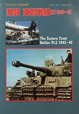 "Ground Power Magazine ""The Eastern Front Battles #2 1943-45 Rare Book - GPM9710"