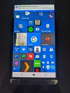 "HP Elite X3 - Phone 5.96""Black - GSM Unlocked-Smartphone - w Accessories"