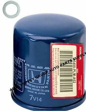 GENUINE HONDA USA ACURA OIL FILTER w/ Washer Gasket 15400-PLM-A02 15400-P0H-305