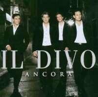 Ancora - Il Divo CD Sealed ! New !