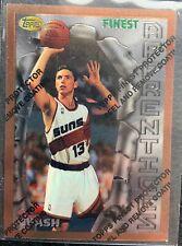 Steve Nash 1996-97 Topps Finest RC
