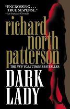 Dark Lady by Richard North Patterson paperback large print