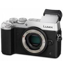 Panasonic LUMIX GX8 Mirrorless Camera Body Only (Silver)