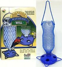 Gadjit Bird Watering Well, Attachments For Recycling Soda Pop Bottles dm