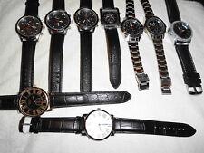 Uhrensammlung u.a. Daniel Hechter, Atlas for man watch *unbenutzt-wie neu*