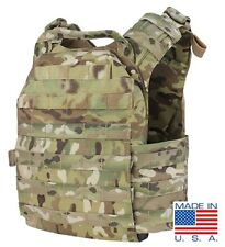 CONDOR US1020 Tactical MOLLE Cyclone Lightweight Plate Carrier Vest Multicam