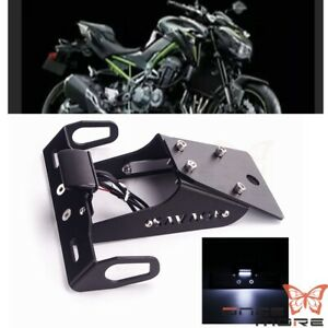 For 2020 KAWASAKI Z900RS Mudguard Rear Clean Eliminator License Plate Bracket