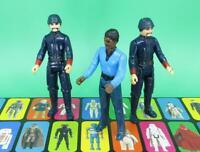 Vintage Star Wars Bespin LOT! 1980 Lando Calrissian Bespin Security Guards