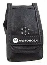 Rln5699a Rln5699 Motorola Minitor V Nylon Case With Belt Loop Plain