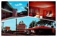 1950s/60s Statesboro Motor Lodge, Statesboro, GA Postcard