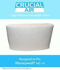 1 Honeywell HC-14 Humidifier Filter Fits HCM3500, HM3600 & HCM-6000