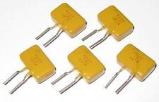 5 X 150 Ma Mini Circuit Breaker Resettable Thermal Fuse 60 V 3 A Maximum
