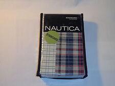 Nautica Standard Pillow Sham - Tiller Gray