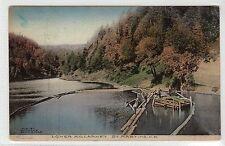 LOWER KILLARNEY, ST MARTINS: New Brunswick Canada postcard (C24150)