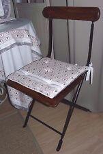 Coussin de chaise -La senteur de Lavande- Clayre&Eef